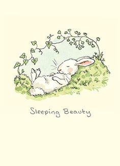 M261 Sleeping Beauty by Anita Jeram