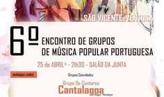 VI Encontro de Grupos de Música Popular Portuguesa