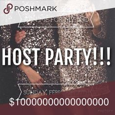 🎉 HOST PARTY - THIS SUNDAY, FEBRUARY 12TH 🎉 ⭐️⭐️⭐️ Join me this Sunday, February 12th @ 3pm EST as I host my 2nd Posh Party!!! ⭐️⭐️⭐️   👗Theme: Best in Dresses & Skirts Party!! 👗 ⭐️⭐️⭐️ Tag yourself and your PFF's!! ⭐️⭐️⭐️ 🚨Host picks considered from Posh Compliant Closets Only! 🚨 LET'S PARTY TOGETHER - Like, comment and share this listing!!! 😁👍🏼 Dresses
