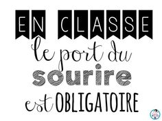 École et bricoles: Citations à afficher Borders Books, Classroom Management Techniques, French Classroom, Education Quotes For Teachers, Music Education, French Quotes, Teacher Organization, Teaching French, Positivity