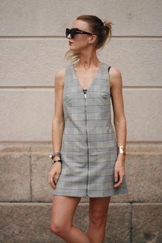 Queen of Jetlags at Milan Fashion Week wearing the World Map cuff // ARTELIER