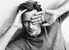 Alexander Skarsgard should really be Cast as Christian T. Grey <3 Fifty!!!!