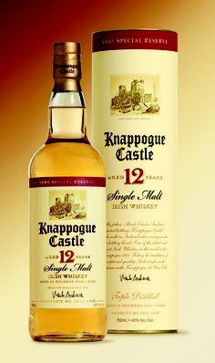 Knappogue Castle Single Malt Irish Whiskey