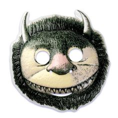 WHERE THE WILD THINGS ARE CAROLE MASK