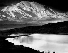 Mis ojos ven...: Ansel Adams - Grandes Fotógrafos - Great Photographers