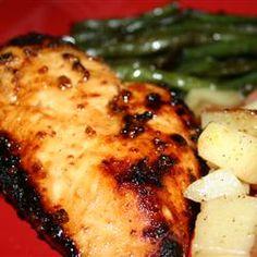 Fantastic recipe tender and healthy chicken. Repin