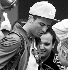Cristiano Ronaldo, styled!