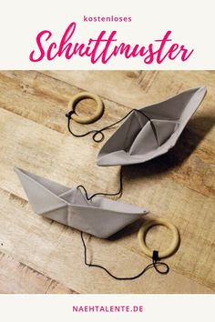 Fabric Mobile for Children with Folding Boats - Freebook - Boats # for ., fürs baby mobile Fabric Mobile for Children with Folding Boats - Freebook - Boats # for .