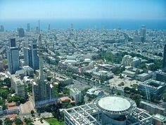 Tel Aviv | Tel Aviv – the largest and most modern city of Israel.