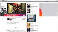 Youtube vind ik een hele mooie site. Ik gebruik het vaak en het is een prima site.