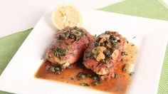 Laura in the Kitchen is an interactive cooking show starring Laura Vitale! In this episode, Laura will show you how to make Prosciutto Roasted Chicken Piccata. New recipes are posted all the time, so be sure to subscribe to her YouTube channel and check out all of her other recipes!