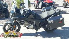 Used 2013 Suzuki V-Strom 650 ABS Motorcycles For Sale in Nevada,NV. 2013 Suzuki V-Strom 650 ABS, 2013 Suzuki® V-Strom 650 ABS <p>Last year, Suzuki introduced the redesigned V-Strom 650 ABS that focused on more than comfort. It enhanced the running performance and in-town versatility of the popular V-Strom brand. The 645cc, v-twin engine features outstanding performance in low-to mid rpm range and has impressive styling that stands out in form and function. The V-Strom 650 ABS is an…