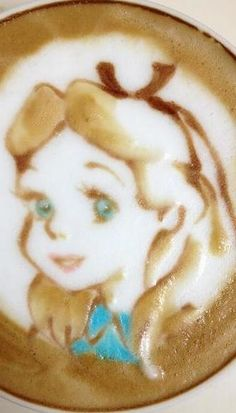 Latte Art of Alice