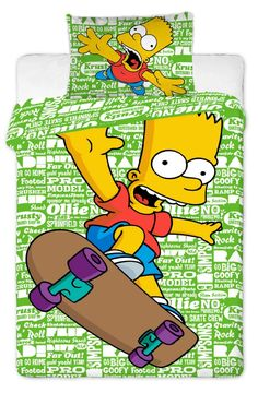 Jerry Fabrics Simpsonovi povlečení 140×200 70×90 Bart Pohodlné Jerry Fabrics Simpsonovi povlečení 140×200 70×90 Bart levně.Dvoudílná sada povlečení. Pro více informací a detailní popis tohoto povlečení přejděte na stránky obchodu. 690 Kč NÁŠ TIP: Projděte …