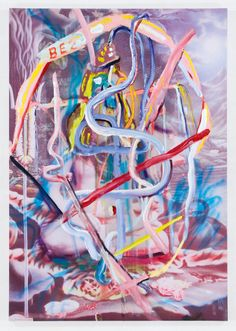 Julian Schnabel Julian Schnabel The post Julian Schnabel appeared first on Bestes Soziales Teilen. Contemporary Artwork, Contemporary Artists, Abstract Expressionism, Abstract Art, Bad Painting, New York Art, Artist Art, Beautiful Paintings, Lovers Art
