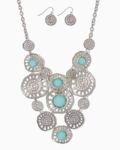 Casting Call Necklace Set | charming charlie 18""