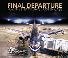 """Airways Brewing To Bottle """"Final Departure"""""""