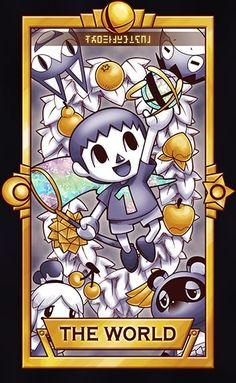Villager - The World by Quas-quas on DeviantArt