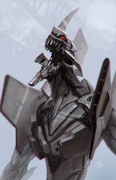 awesome eva art ♥ this.