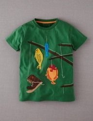 Mini Boden US Boys Tops & T-Shirts   Boden US - Graphic Tees, Short & Long Sleeved Tops