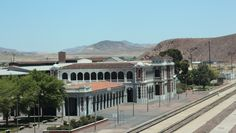Train Station Harvey House Hotel and Restaurant, Barstow, Ca ...God bless, by E Higgins