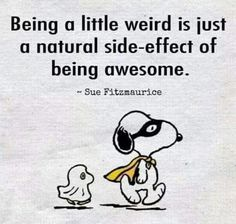 We must be super awesome then and just the best in general Crazy Friend Quotes, Famous Friendship Quotes, Peanuts Snoopy, Snoopy Love, Funny Comics, Funny Moments, Humor, Fictional Characters, Charlie Brown