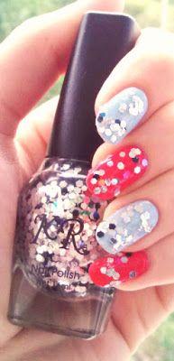 Лак-гліттер BornPrettyStore Glitter Polish #glitter #manicure #nails #beautyblogger #bornprettystore