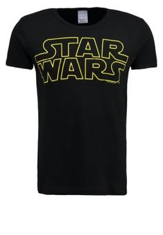 LOGOSHIRT - STAR WARS - T-shirt print - schwarz