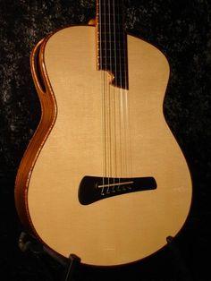 Tom Bills custom Guitars