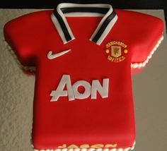 manchester united cake - Google Search