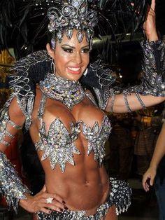 Unidos da Tijuca é Campeã do Carnaval 2012 - Rio de Janeiro