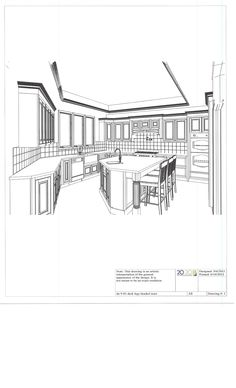 20 20 CAD Designs. Kitchen ...