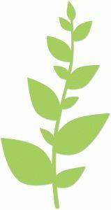 Silhouette Design Store - View Design #39648: seedling