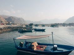 Port of Khasab / Diving with Extra Divers Musandam (Oman 2015)