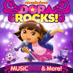 dora rocks cd - Google Search