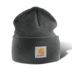 Murdoch's – Coal Heather Carhartt® Acrylic Watch Hat
