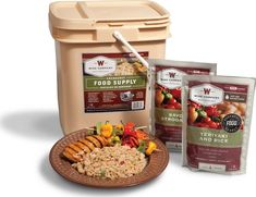 Wise Company STORE: 25 Yr Bulk FREEZE DRIED Food. Emergency Prepper &  Outdoor Use