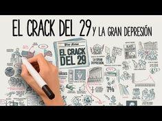 El crack del 29 y la Gran Depresión - YouTube