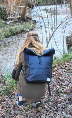 The little weekender backpack is for girls too. Geneva Switzerland, Travel Backpack, Weekender, Backpacks, Seasons, Winter, Girls, Collection, Fashion