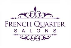 Logo for French Quarter Salons in Spring, TX info@fqsalons.com
