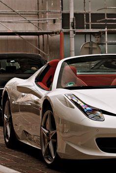 A Ferrari 458 Spider in Monaco, of course.