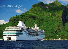 Welcome To Tahiti Iti Paul Gauguin Cruises Is The Only Cruise - Ms paul gauguin