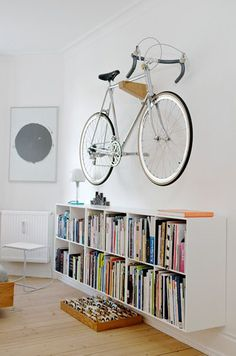 Bicycle Wall Mount And Other Bike Racks, You Surprise – Fresh Design Pedia