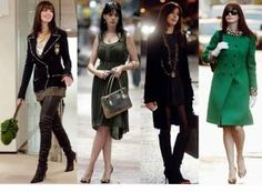 anyone else have serious envy while watching The Devil Wears Prada?