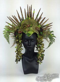 Mama Natur Kopfschmuck