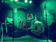 Apresentação no Saloon 79, em Botafogo, na cidade do Rio de Janeiro (18/05/2014)
