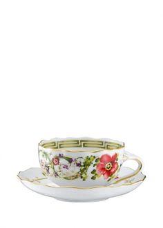 VERSACE HOME,Tea Cup&Saucer