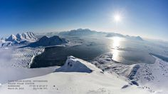 Total Solar Eclipse, March 20, 2015 - Spitsbergen, Arctic
