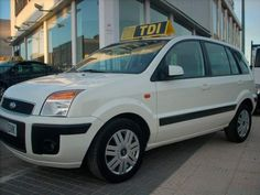 Ford Fusion 5 Puertas, 1.6 TDCI 90 CV - Córdoba