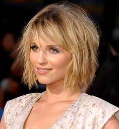 8.Short Hairstyles for Thin Wavy Hair